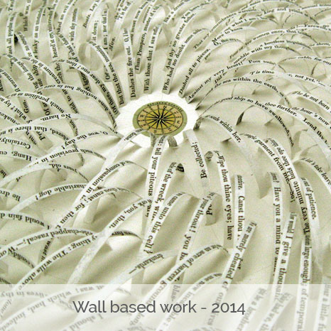 Wall based work - 2014